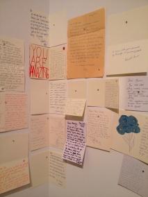 Activist Love Letters, 2014