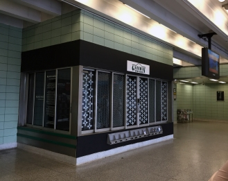 Black August Installation, 2015
