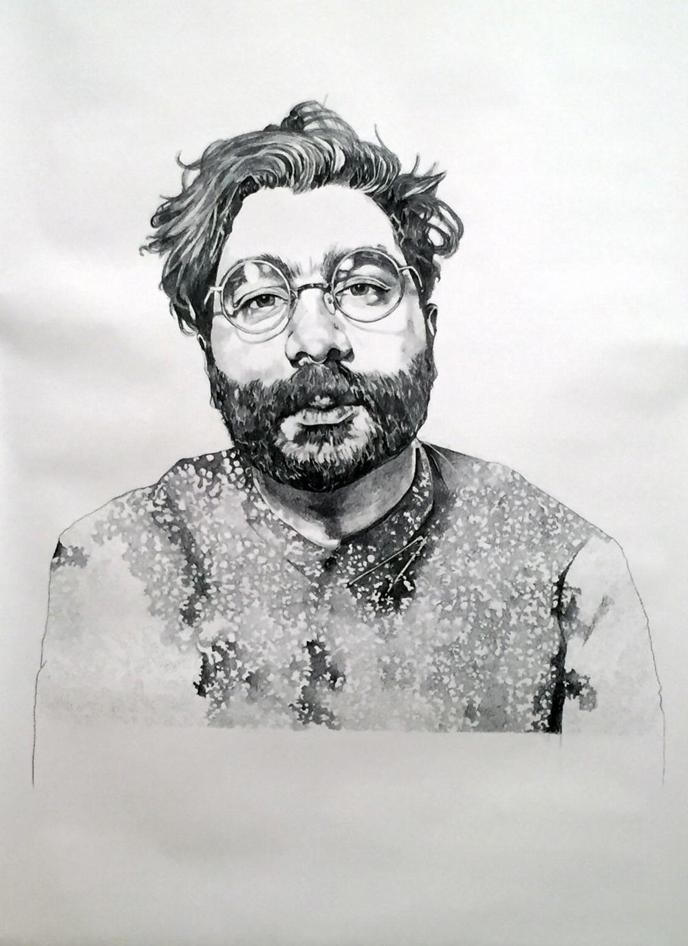 Portrait of Josh Vettivelu_SMWARE_2016