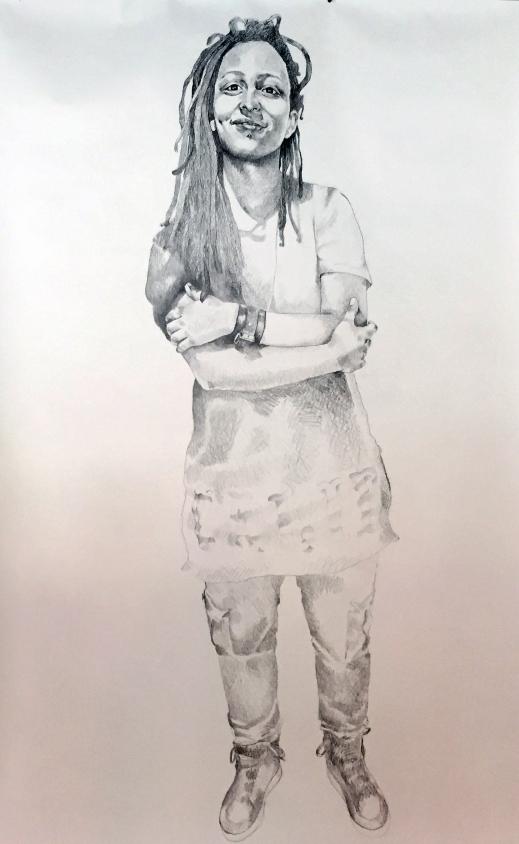 Portrait of Melisse Watson