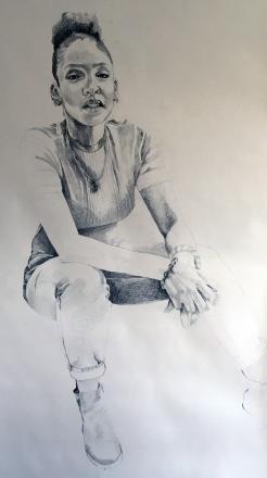 Portrait of Yusra Khogali_SMWARE_2017